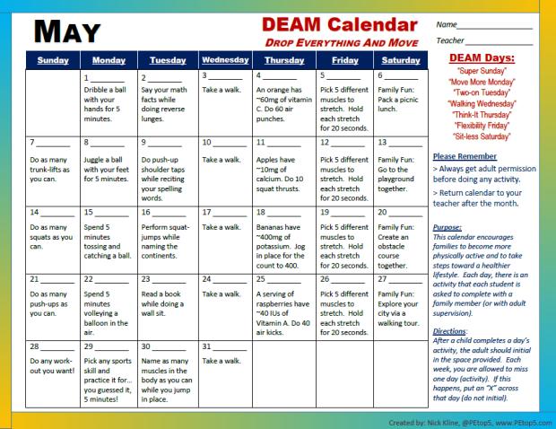 deam (may)